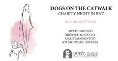 DOG ON THE CATWALK - CHARITY NIGHT