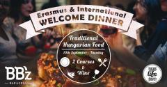 Erasmus & International Goodbye Dinner by ELB