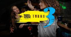 BBz 3rd Big Birthday Bash