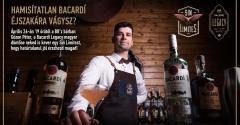 Bacardí Legacy Sin Limites est a BBz bárban