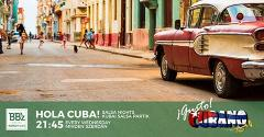 Hola Cuba Party BBz Bar