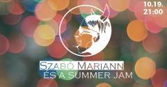 Szabó Mariann és a Summer Jam akusztikus koncert a BBz-ben