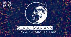 Summer Jam koncert a BBz bárban