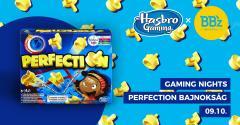 BB'z x Hasbro Gaming Nights Perfection Bajnokság