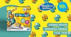 BBz x Hasbro Downfall Párbaj