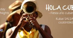 Hola Cuba! - a bbz Bar&Grill-ben