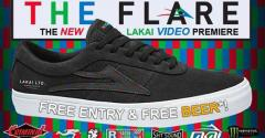 "Lakai Footwear ""The Flare"" FILM Premier + PARTY"
