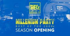 BBz Season Opening Millenium Party • Best of 2000s