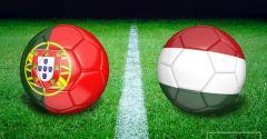 Portugália–Magyarország mérkőzés elő közvetítése a BBz bárban