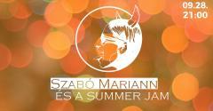 Szabó Mariann és a Summer Jam akusztikus koncert a BBz bárban