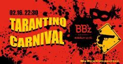 Tarantino farsang a BBz-ben