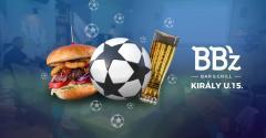 Chelsea vs Barcelona BL közvetítés a BBz bárban